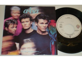 A-Ha 45/PS You are the one 1988 VG++