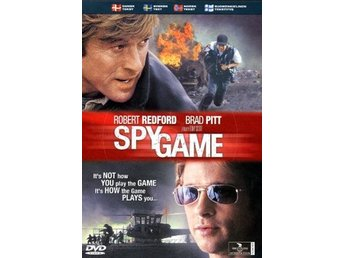 Spy Game (Robert Redford, Brad Pitt)
