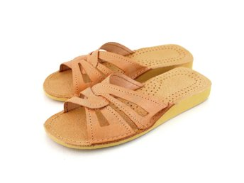 f9786f3d6a30 Nya skinn damskor sandaler sandaletter sommarskor skor tofflor fri frakt  stl 39