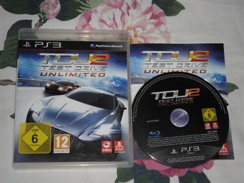 PlayStation 3/PS3: Test Drive Unlimited 2