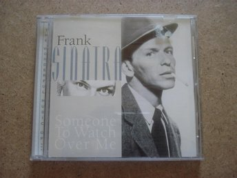 CD:n Frank Sinatra Someone to watch over me
