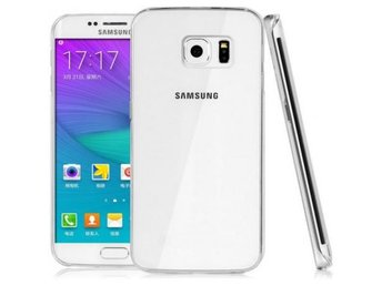 Clear Hard Case Galaxy S6 Färg: Transparent