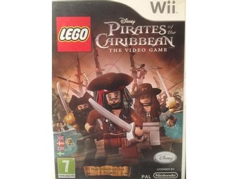 Pirates of the Carrabien till Wii. Komplett!