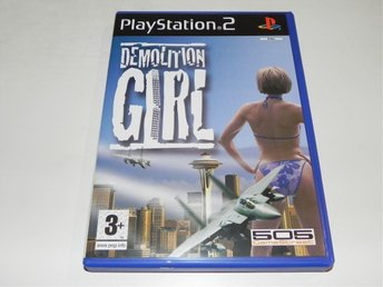 Demolition Girl Sony PlayStation PS2