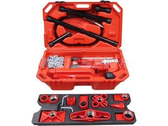 Hydraulic Garage Specialist Push Pull Ram Set 4 to 10 Ton 9pc Kit Tool Set