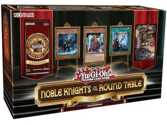 Yu-Gi-Oh! TCG: Noble Knights of the Round Table! - Vindeln - Yu-Gi-Oh! TCG: Noble Knights of the Round Table! - Vindeln