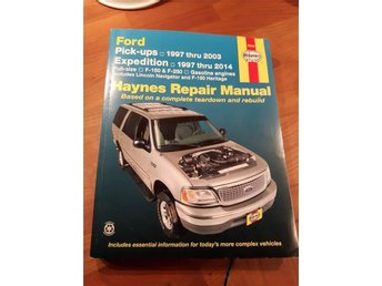 Haynes Ford pick-up , Expedition , Lincoln Navigator