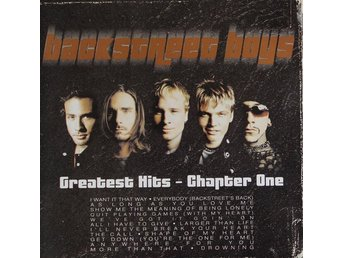 Backstreet Boys, Greatest hits, Chapter one (CD)