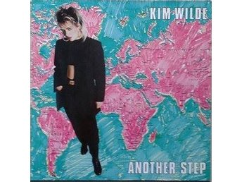 Kim Wilde title* Another Step *Synth-pop LP EU