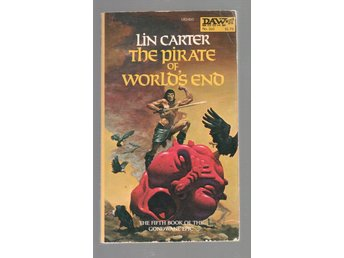 Lin Carter - The Pirate of World's End - DAW 310
