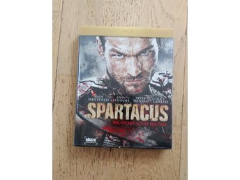Spartacus: Blood and Sand 2010 - 4-Blu-Ray Eng