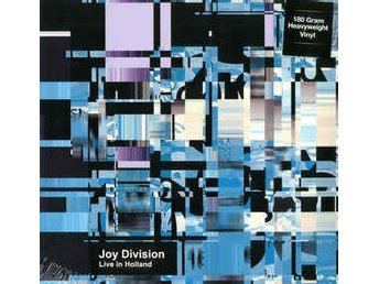 Joy Division - Live In Holland - LP