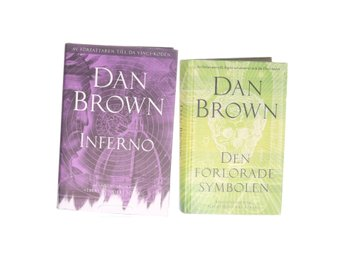 Albert Bonniers Förlag, Böcker, Dan Brown, 2st
