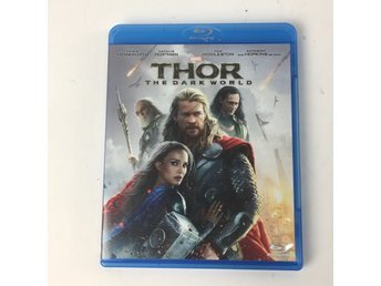 Marvel, Blu-ray Film, Thor the dark world