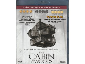 The Cabin in the Woods (Kristen Connolly) 2012 - Blu-Ray