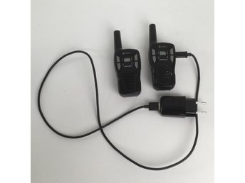 Cobra, Walkie Talkie, 2st, Svart