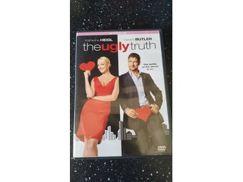 The Ugly Truth DvD Romantisk Komedi