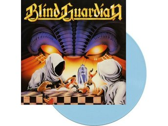 Blind Guardian -Battalions of fear lp blue vinyl w/gatefold