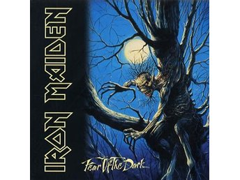 Iron Maiden: Fear of the dark 1992 (Rem) (CD)