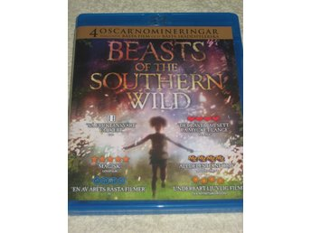 BEASTS OF THE SOUTHERN WILD (SWEDISH TEXT)