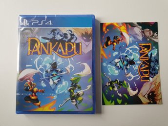 Pankapu  - Strictly Limited Games #10 - PS4 NYTT