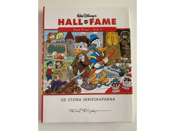 Walt Disney's Hall of Fame Don Rosa Bok 5