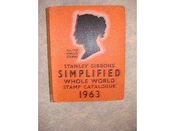 Stanley Gibbon: Whole world Simplified 1963 Hela värden i ett band