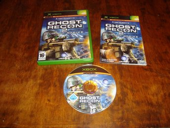 Xbox - Ghost Recon 2 Summit Strike - Komplett