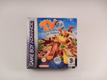Ty 2 The Tasmanian Tiger --  Nintendo Gameboy Advance  --  PAL