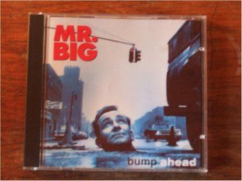 Mr. Big / Bump ahead (CD 1993)
