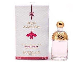 Guerlain : Aqua Allegoria Flora Rosa Eau De Toilette 7.5 ml. - Oure - Guerlain : Aqua Allegoria Flora Rosa Eau De Toilette 7.5 ml. - Oure