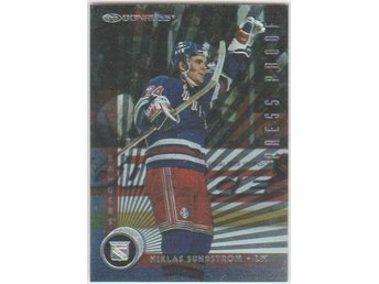 DONRUSS 97-98 Press Proof # 178 SUNDSTRÖM Niklas /2000