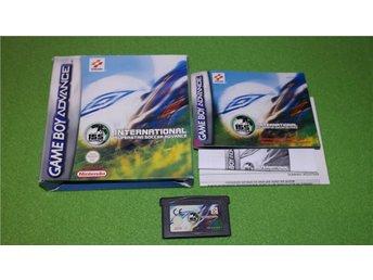 International Superstar Soccer Advance Komplett Komplett GBA Gameboy Advance - Ekerö - International Superstar Soccer Advance Komplett Komplett GBA Gameboy Advance - Ekerö
