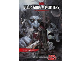Dungeons & Dragons Volos Guide to Monsters (Inbunden)