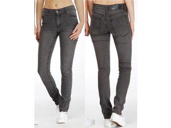 27/34 Grå svarta cheap monday slim fit jeans stretch BEKVÄMASTE ever - älvsjö - 27/34 Grå svarta cheap monday slim fit jeans stretch BEKVÄMASTE ever - älvsjö