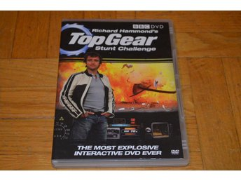 Top Gear - Rochard Hammond Stunt Challenge - DVD - Töre - Top Gear - Rochard Hammond Stunt Challenge - DVD - Töre