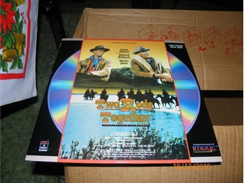 Two rode together - 1st laserdisc - Säffle - Two rode together - 1st laserdisc - Säffle
