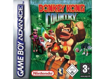 Donkey Kong Country - Gameboy Advance