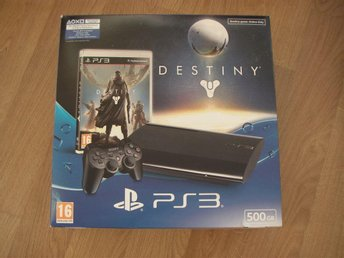 Playstation 3 paket Destiny