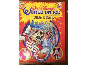 Disney on Ice Programme