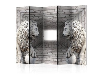 Rumsavdelare - Stone Lions II Room Dividers 225x172