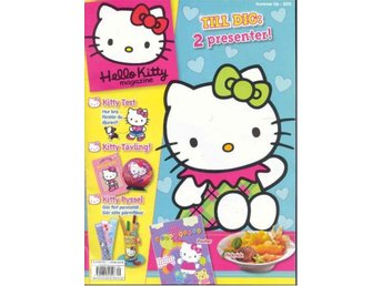 Hello Kitty Magazine Nr. 6 2012