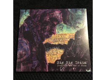 Big Big Train - Goodbye to the Age of Steam (1994) prog, bra skick, se bilder