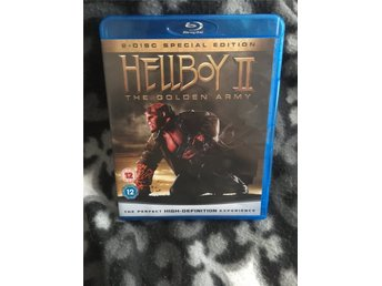 Hellboy 2: The Golden Army - Blu-Ray