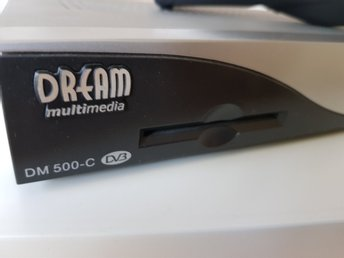 Dreambox DM500C TV box för kabel tv