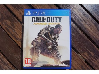 PS4 Spel - Call of Duty Advanced warfare