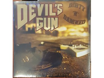 "Devil´s Gun ""Dirty´n´Damned""LP"