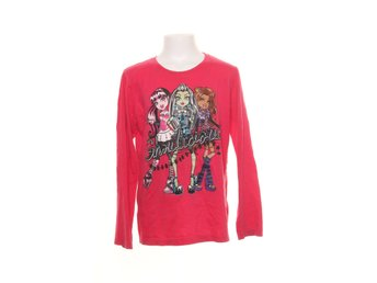 Monster High, Tröja, Strl: 140-146, Rosa