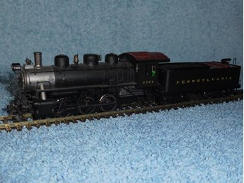Walthers Proto 2000 30221 PRR #7300 DCC fint brukssk OFP
