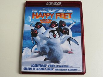 HAPPY FEET (HD DVD) Elijah Wood